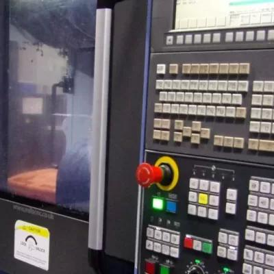 Subcontract 5 Axis Milling