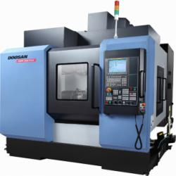 strong 5 axis CNC milling capabilities