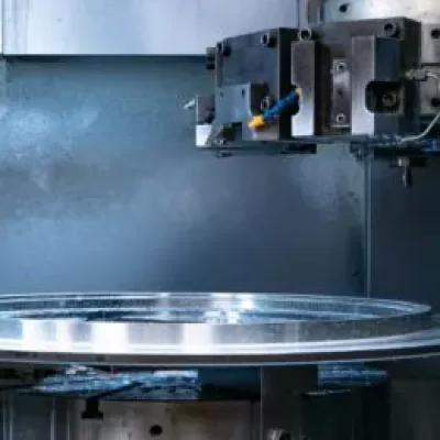 Large Component Machining